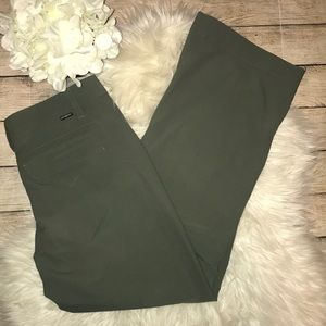 Patagonia Poly Blend Green Hiking Pants